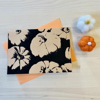 Pumpkins Card - NEW