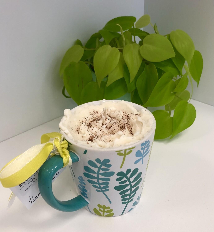 LG Mug Soy Candle - Vanilla Latte