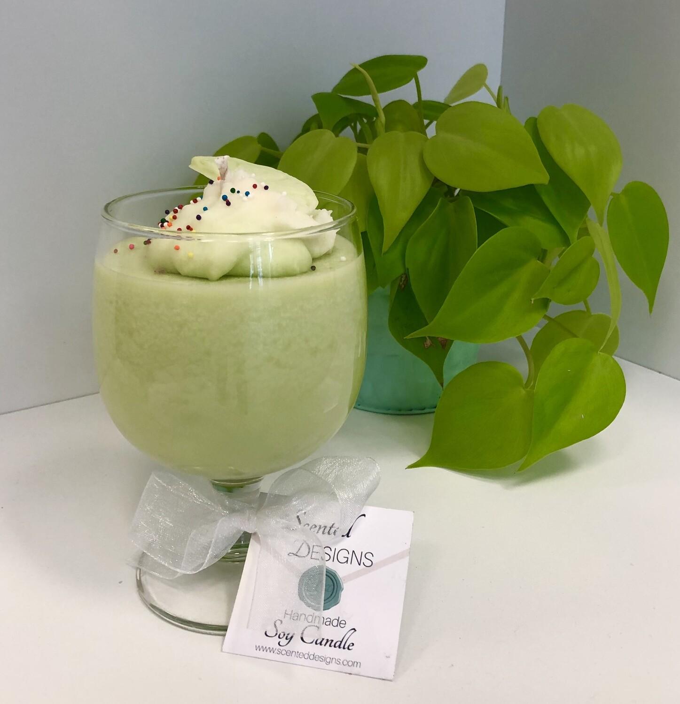 LG Dessert Soy Candle - Key Lime