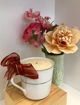 Teacup Soy Candle - Cinn. Chai