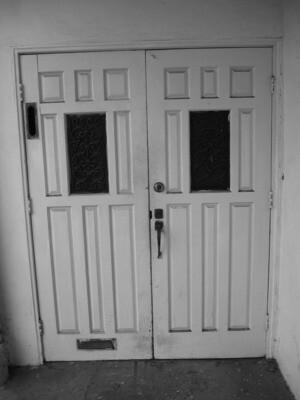Doors to Elsewhere, 8.5x11 Print