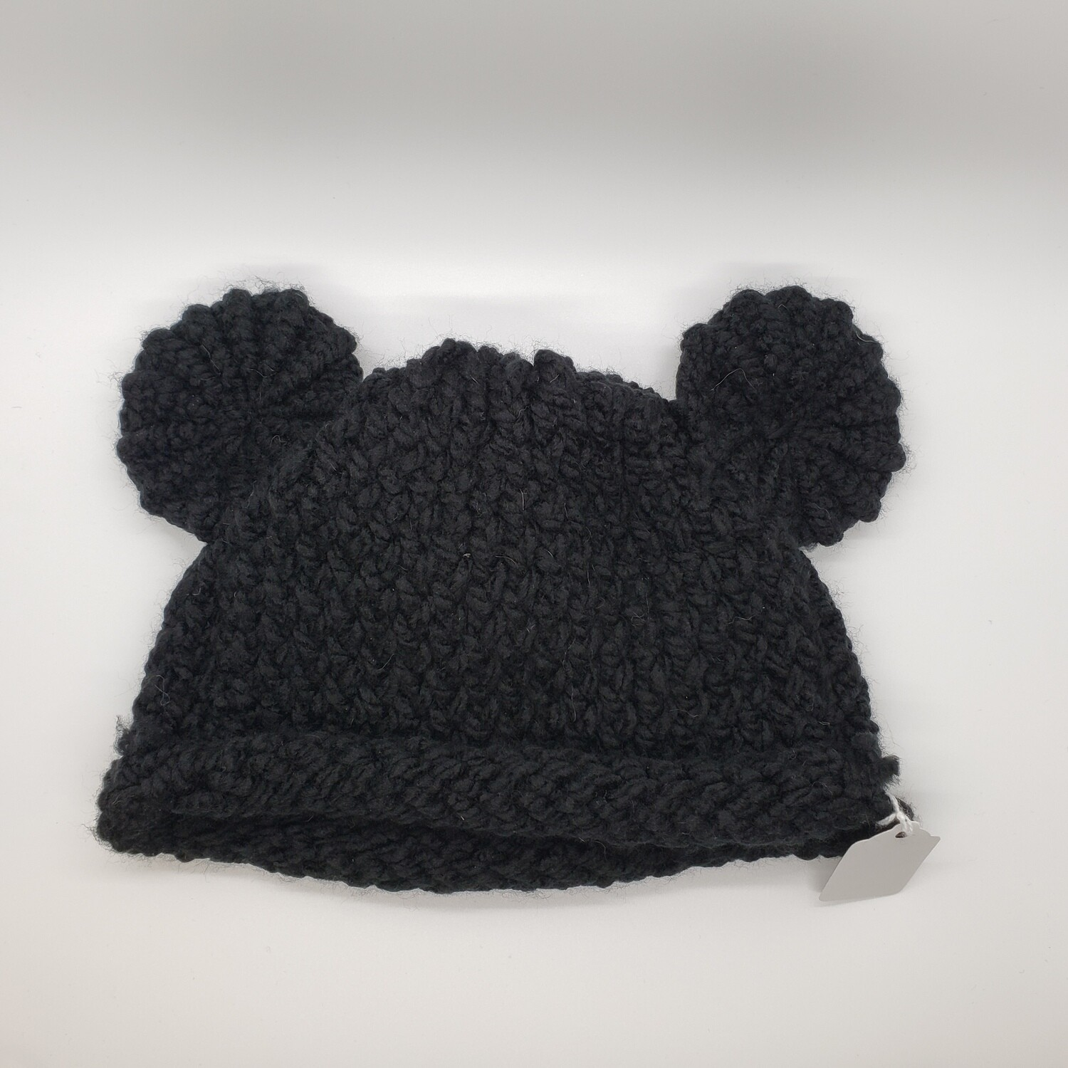 Bear Hat, Black