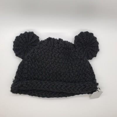 Bear Hat, Black