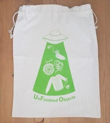 Drawstring Bag, UFO