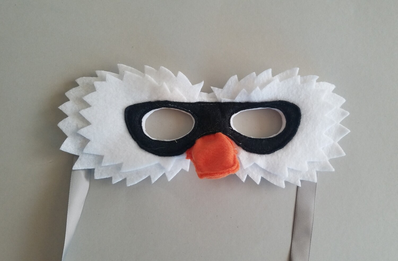 Mask, Swan