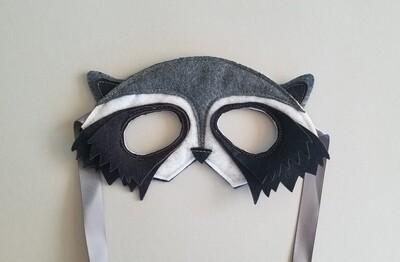 Mask, Raccoon