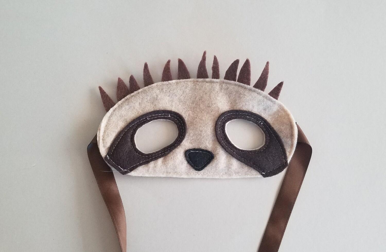 Mask, Sloth