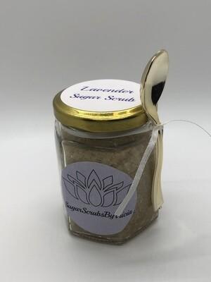 Lavender Sugar Scrub, 12oz