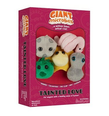 Tainted Love Gift Box (Themed Box Set)