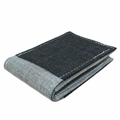 Bifold Wallet, Polyester