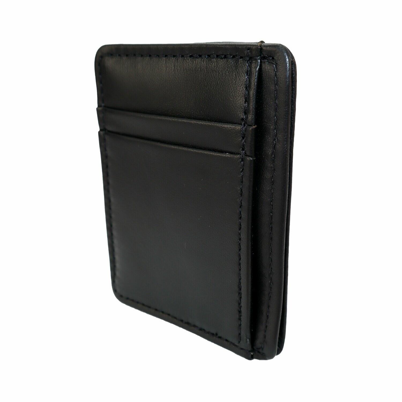 Front Pocket Wallet, Lambskin Leather