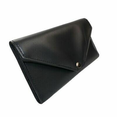 Envelope Clutch, Lambskin Leather