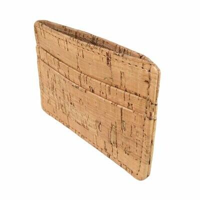 Cork Front Pocket Wallet
