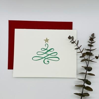 Holiday - Christmas Tree Card