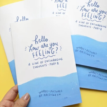 Zine, Hello, How Are You? Part 2