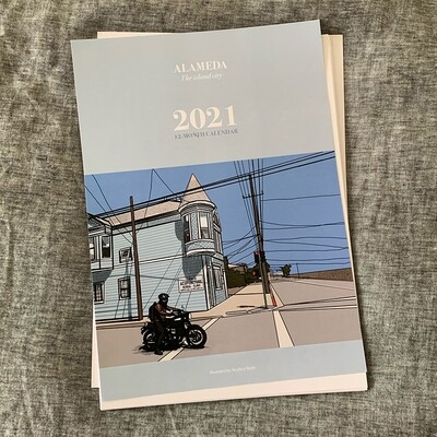 SALE - 2021 Alameda Calendar
