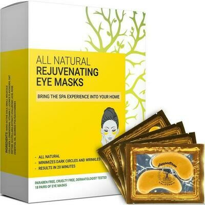 Rejuvenating Under Eye Masks