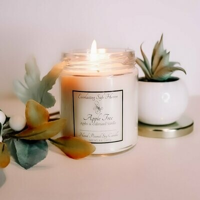 Apple Tree Candle
