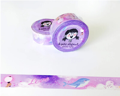 BTS The Eternal Washi Tape