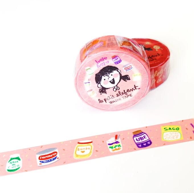 Halo Halo Washi Tape