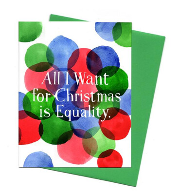 All I Want Is Equality, Single