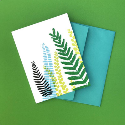 Spring Ferns, Single