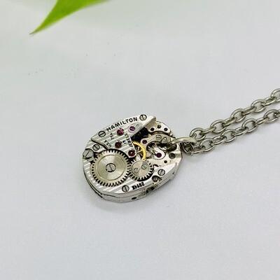 Clockwork Necklace - No. MMXIX001