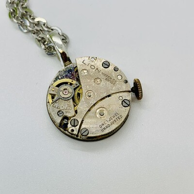 Clockwork Necklace - No. MMXXI002