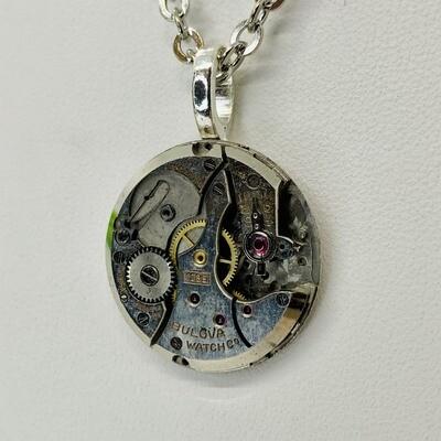 Clockwork Necklace - No. MMXXI006