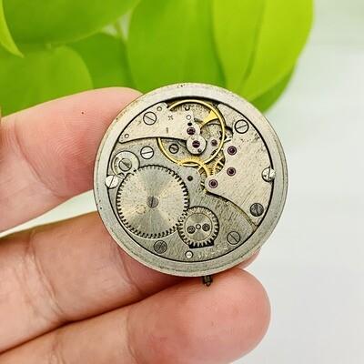 Clockwork Brooch - No. MMXV001