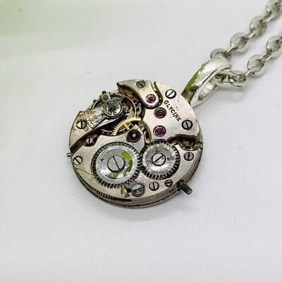 Clockwork Necklace - No. MMXXI005