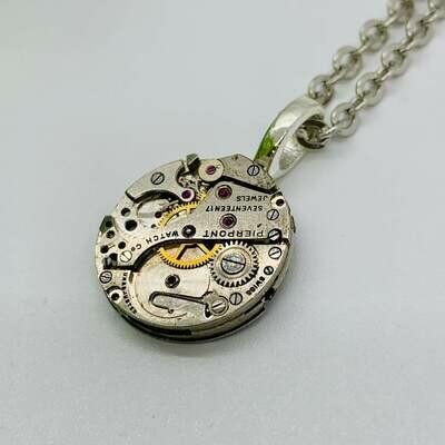 Clockwork Necklace - No. MMXXI003