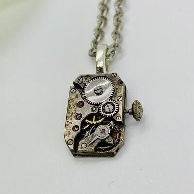 Clockwork Necklace - No. MMXXI001