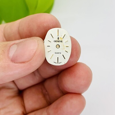 Clockface Pin - No. MMXV006