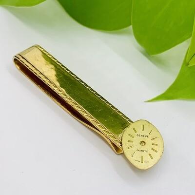 Clockface Tie Bar - No. MMXV003
