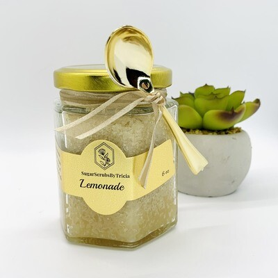 Lemonade Sugar Scrub, 12oz