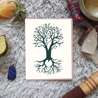 Tree of Love, Empowerment Card