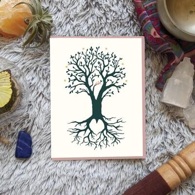Tree of Love, Empowerment Card