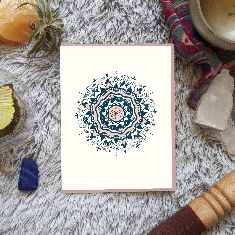 Nautical Mandala, Empowerment Card
