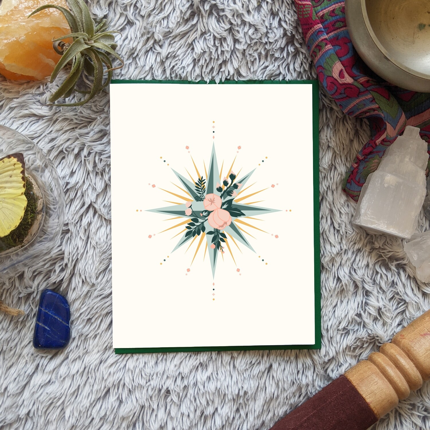 Radiant Compass, Empowerment Card