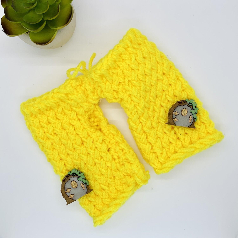 Hand Warmer, Yellow