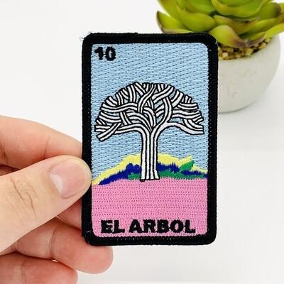 El Arbol Patch