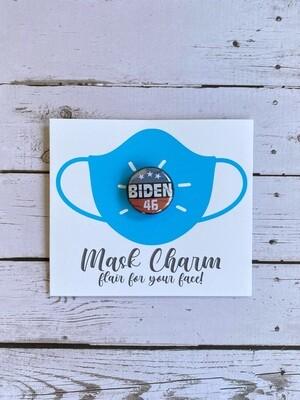 Mask Charm - Biden 46