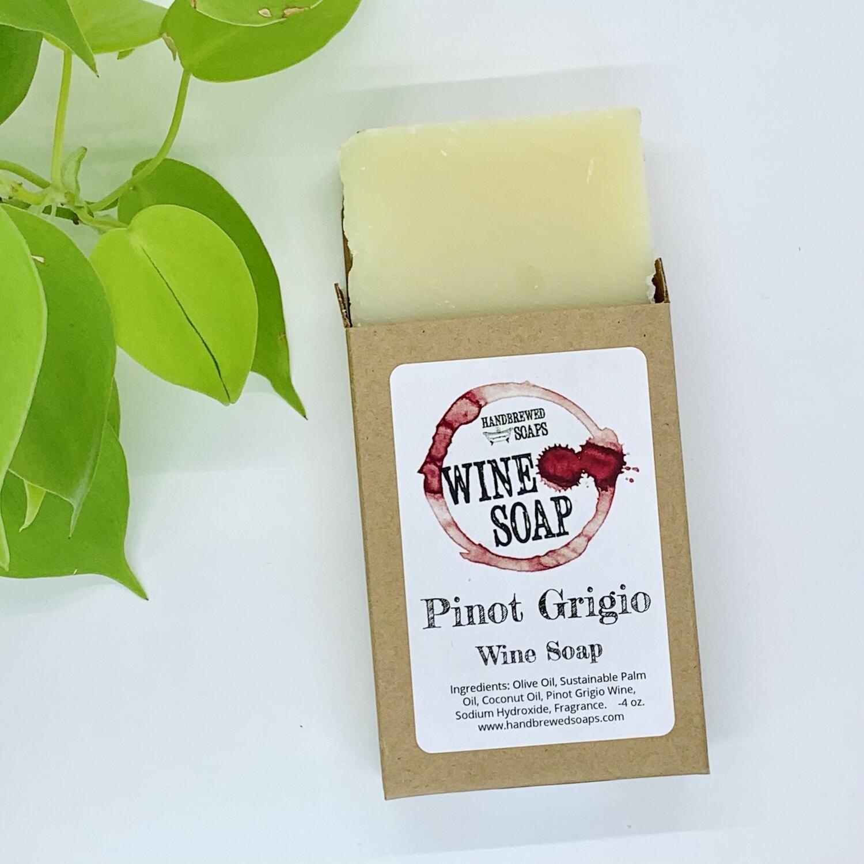Pinot Grigio Wine Soap