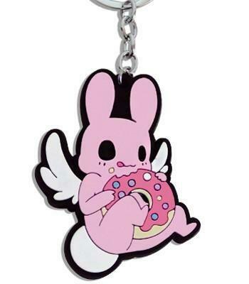 Chirii Bunny Vinyl Keychain