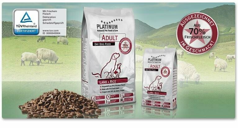 platinum hundefutter kaufen amazon