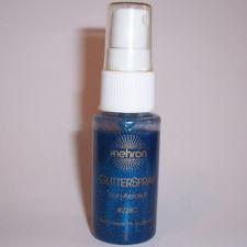 Glitter Spray Pump Blue