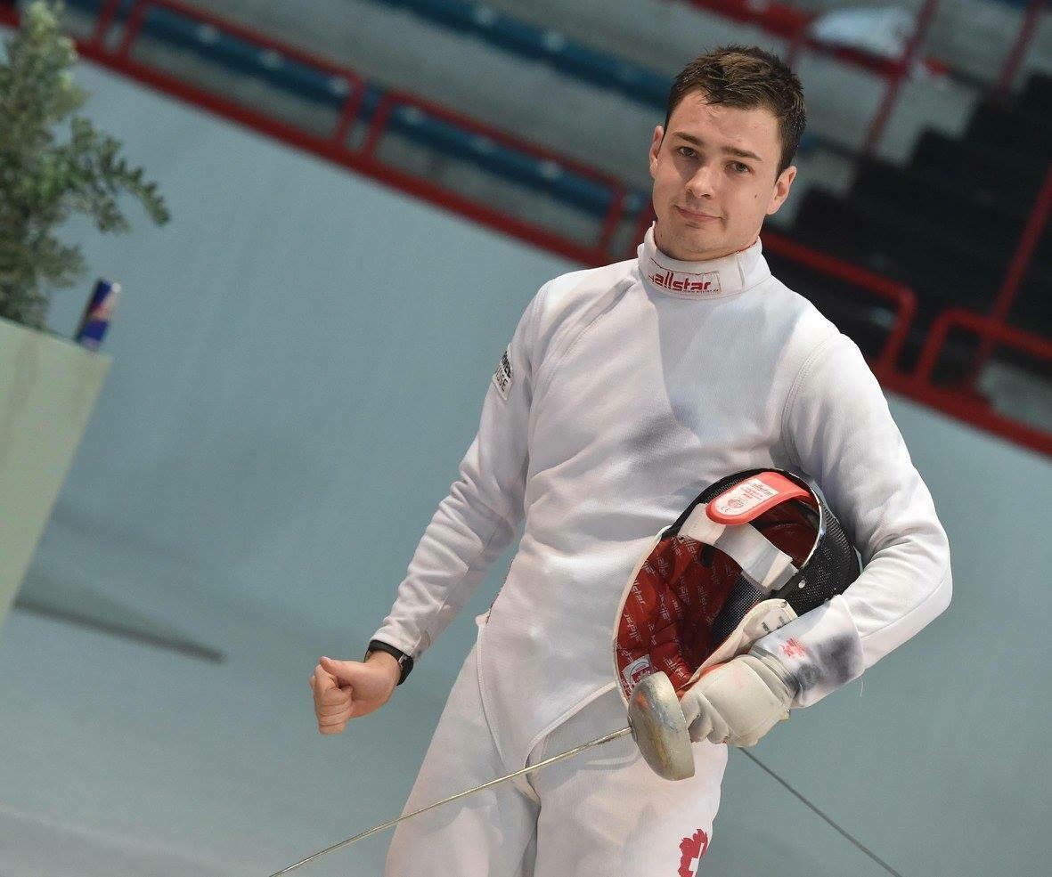 Athlet-Support: Alexandre Pittet
