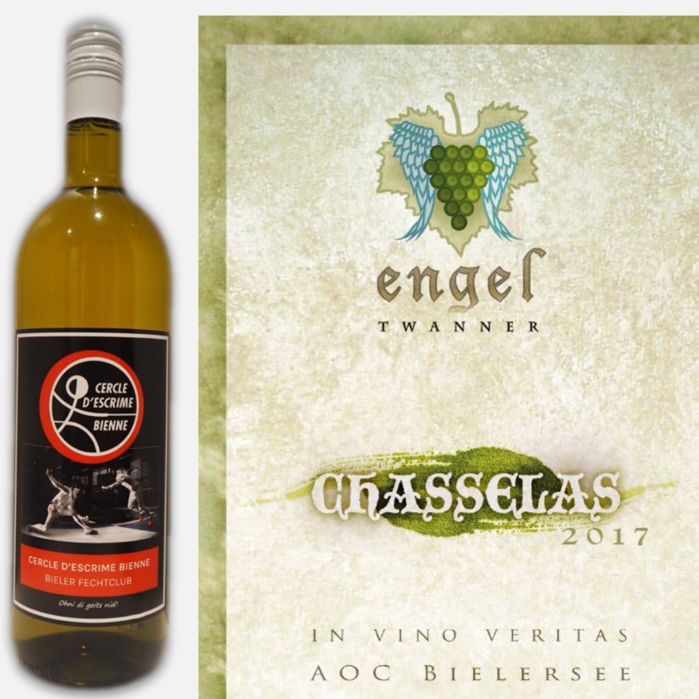 CEB-Chasselas «Engel Twanner»