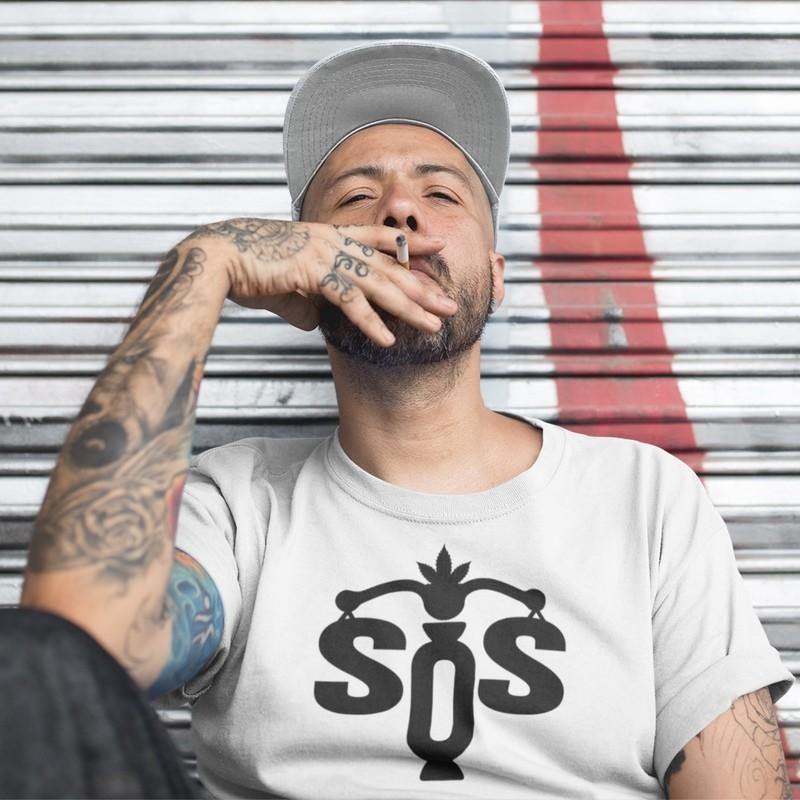 SOS Scale Logo T-Shirt / Hoodie